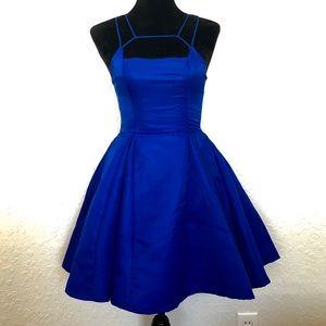 Gorgeous Royal Blue Party Dress - S